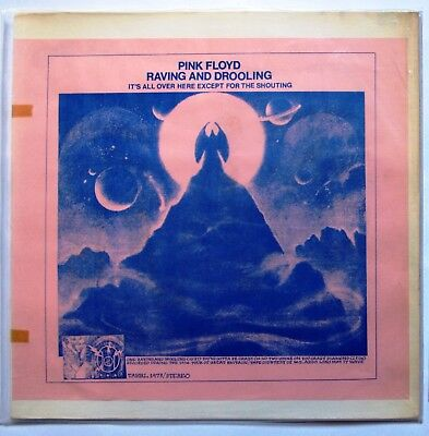 Pink Floyd Roger Waters  Raving And Drooling Takrl  1973  No Tmoq Tmq  Excellent