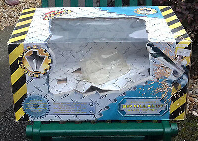 """1998 Bbc Robot Wars """" Remote Controlled Sir Killalot """" This  Is An Empty Box,"""