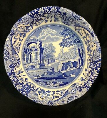 Spode Blue Italian Cereal Bowl ~new~
