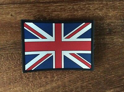 Union Jack Flag PVC Patch - UBACS