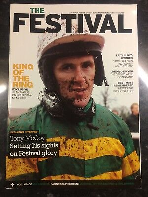 March 2006 Cheltenham Racecourse Official Guide