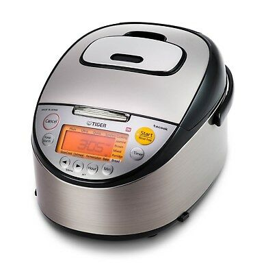 TIGER Induction Heating Rice Cooker/Warmer JKT-S Series JKT-S10A (5.5 Cup)