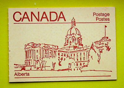 BK84c Canada Booklet *  5¢  8¢ 32¢  Maple Leaf Stamps