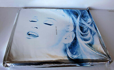 Rare Madonna Sex Book 1st UΚ Edition Warner Books New Factory Sealed