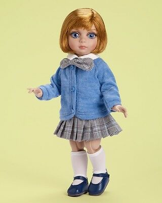 """Effanbee Tonner New! Patsy's FIRST DAY at SCHOOL 10"""" Dressed Doll - NRFB"""
