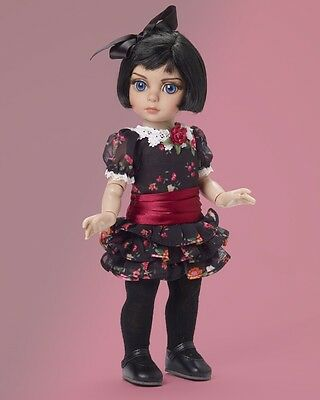 """Effanbee Tonner New! Patsy's FIRST RECITAL 10"""" Dressed Doll - NRFB"""