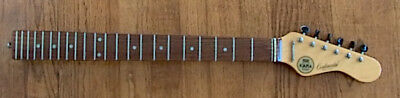 Vintage Mid 1960's Kapa Continental Guitar Neck Good Used Condition