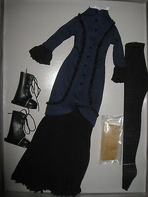 """NIB Tonner 16"""" Doll Agnes Dreary Dying To Meet You Outfit"""