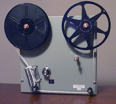 TOBIN TELECINE PREP & CLEAN SYSTEM - Select S8, R8 - LAST ONE In New Steel Case!