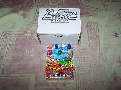 ProTone Jason Becker Signature Distortion Pedal - Limited Edition - Very RARE