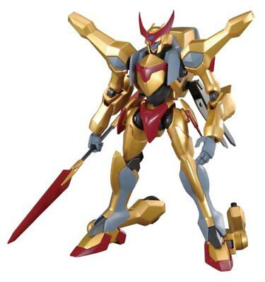 Bandai Vincent (Code Geass) 1/35 Model Kit (japan import)