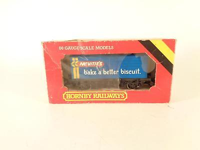 HORNBY R137 Blue LWB Closed Van McVITIE'S - EXCL BOXED