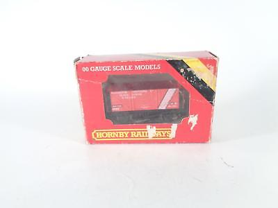 HORNBY R094 7-plank Red Open Wagon PILKINGTON -  EXCL BOXED