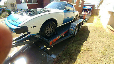 1979 Mazda RX-7  1979 Mazda RX7 Project Car