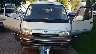 1980 Toyota Other  1990 TOYOTA HIACE LIMITED  3 MOONROOFS RIGHT HAND DRIVE  35,000 MILES