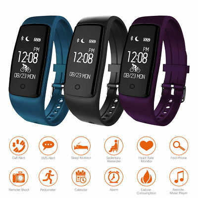 IP67 Waterproof Bluetooth Smart Watch Phone Mate for Android Samsung  iPhone