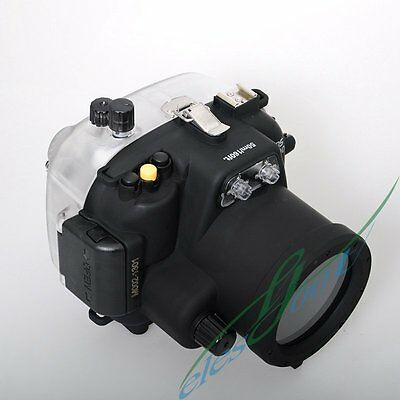 Meikon 50m Waterproof Camera Diving Housing Case For Canon EOS 600D 18-55mm【IE】