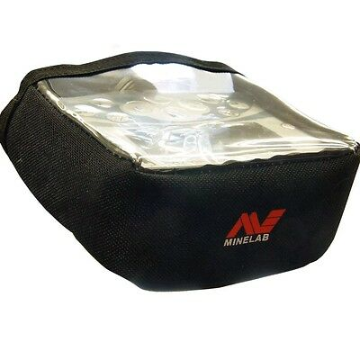 Control Box Cover For Minelab X-Terra Metal Detector - Genuine Minelab
