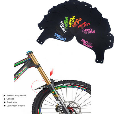 MTB Bike Front Fender Flectional Mudguard Set Bicycle Mountain Road Cycling Tool