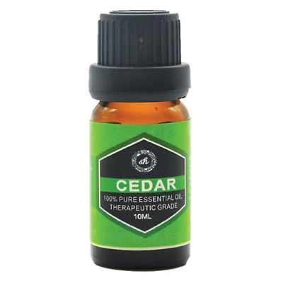 Cedar Essential Oil 10ml | 100% Pure Therapeutic Grade