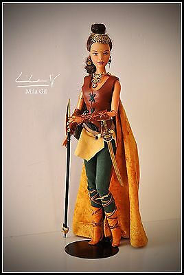 "Barbie Ooak ""Sorcha"""