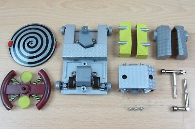 BBC Robot Wars Hypnodisc Pitstop Building Kit With Instructions Hypno Disc Toy