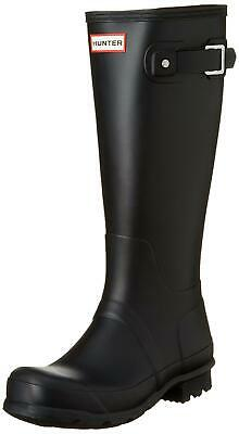 Hunter Original Tall Wellingtons Boots Wellies Mens Black New UK 6-13