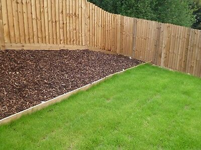 Wood Chippings  For Garden Landscaping