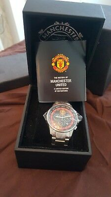 man united watch