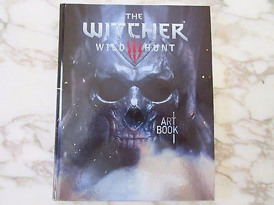The Witcher 3 III Wild Hunt Art Book Edition Collector Version Française NEUF
