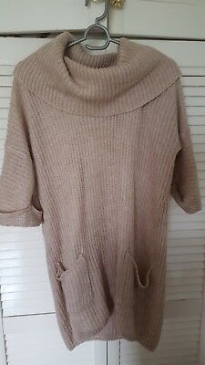 Maternity tunic dress/top size 12