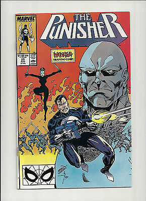 Punisher  #22 NM-