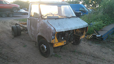 1984 Bedford CF rolling chassis spares/repair