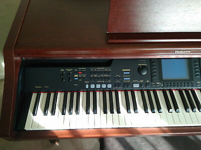 Digital Piano Technics Sx-Pr602 In Very Good Condition With The Stool
