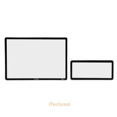 Fotga Hard Optical Glass LCD Screen Protector For Canon EOS 5D MARK III #T1K