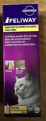 1 Flacon Feliway 60ml Pour Chat