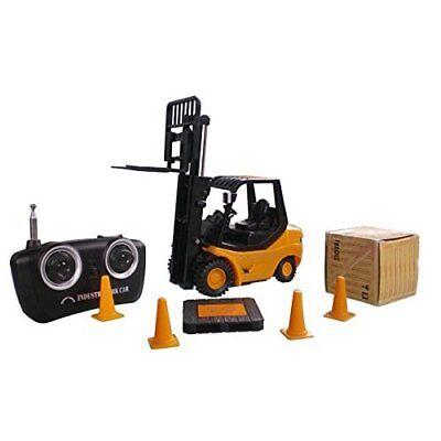 RC Forklift Mini Industrial Construction Vehicle 6 Functions Remote Control NEW