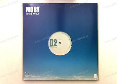 Moby - In This World (Remixed) UK 2Maxi 2002, Promo /3