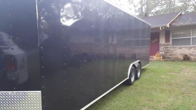 2017 IRONMAN 24ft ENCLOSED TRAILER
