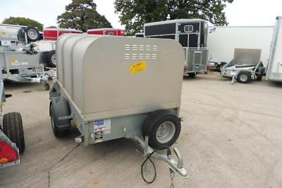 Used Ifor Williams P6e Livestock - unbraked sheep trailer / Quad trailer