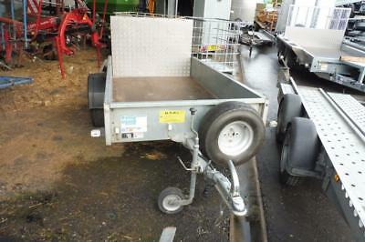 Used Ifor Williams P6e- unbraked / Quad trailer