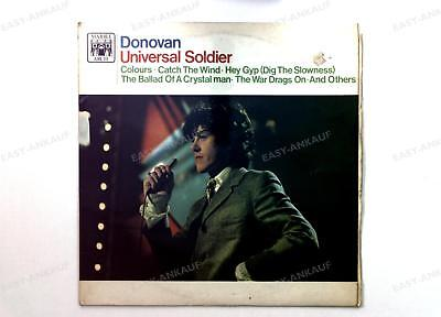 Donovan - Universal Soldier UK LP 1967 Mono /3