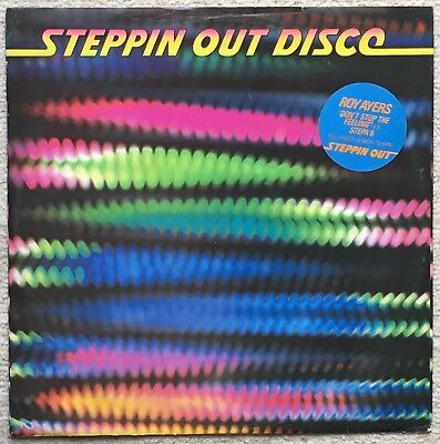 """Roy Ayers - Don't Stop The Feeling 12"""" - 1979 Uk Polydor  Stepx 6"""