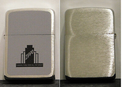 Numbered Limited Edition 1941 Vintage Box Zippo #20 of 30 Never Fired In Box