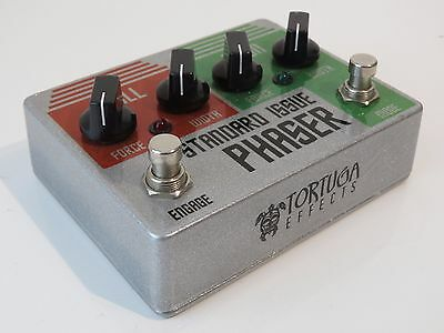 Tortuga Effects Standard Issue Phaser Guitar Effects Pedal