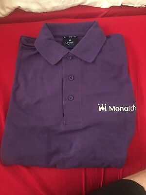 Monarch Airlines Polo Top