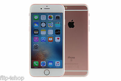 Apple iPhone 6s 64 GB Rose Gold (Ohne Simlock) - Top Zustand # AKTION