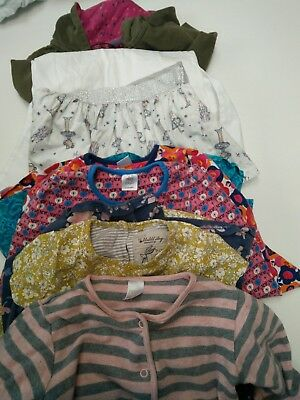 bundle girls clothes 12-18 months next ted baker