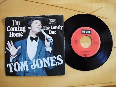 Tom Jones - I'm coming home/The lonely one