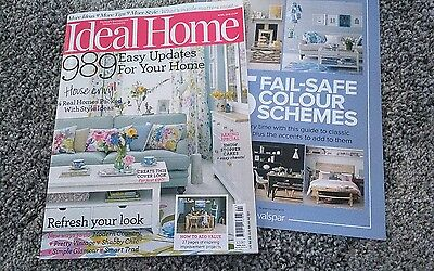Ideal Home Magazine   April 2016